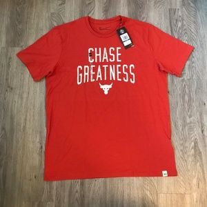 Under Armour Men's x Project Rock Chase Greatness